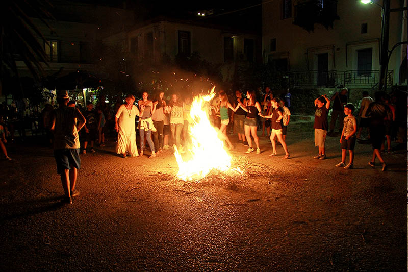 Events in Poros island