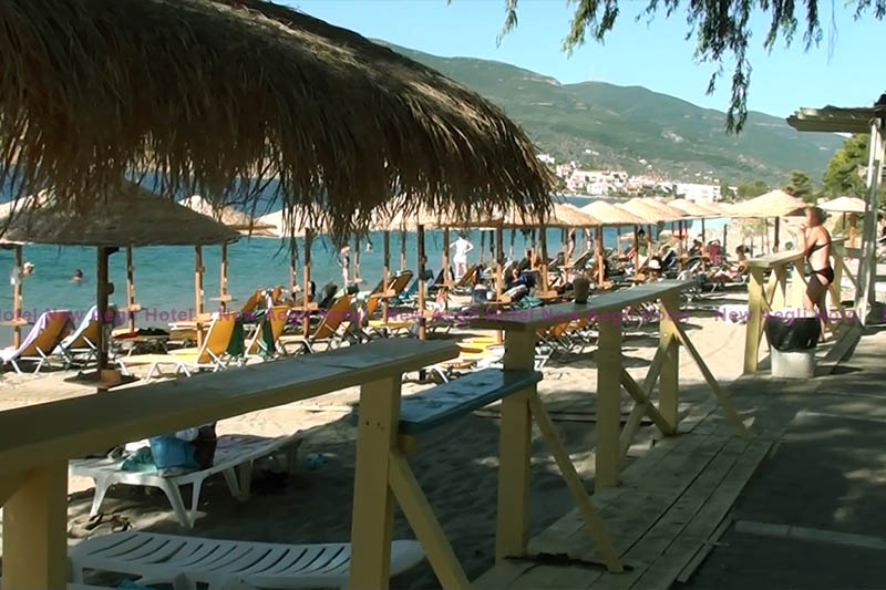 Askeli Colona Beach Bar